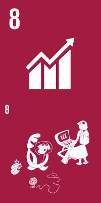 08 - Trabalho Decente e Crescimento Econômico
