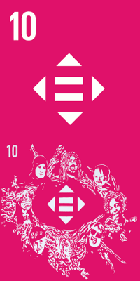 10 - Redução das Desigualdades